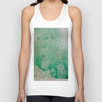 under the sea Tank Tops featuring Under The Sea by ANoelleJay