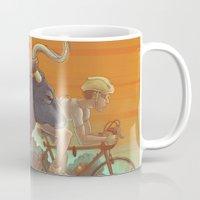 Bullride Mug