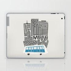 Miami Cityscape Laptop & iPad Skin