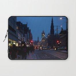 Princes Street Edinburgh 2 Laptop Sleeve