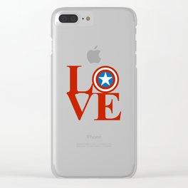 Love the Cap Clear iPhone Case