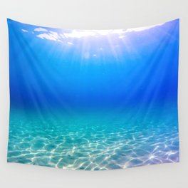 One Deep Breath Wall Tapestry