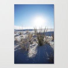 White Sands New Mexico Landscape photography Canvas Print