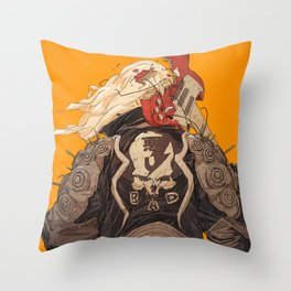 Dismantle Throw Pillow