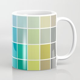 Colorful Soul - All colors together Coffee Mug