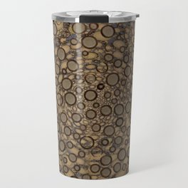 Dots Spiral Travel Mug