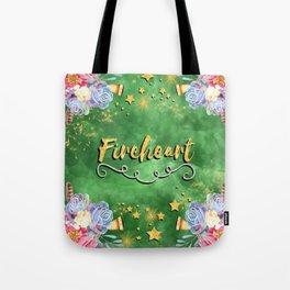 Fireheart Tote Bag