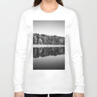 mirror Long Sleeve T-shirts featuring Mirror by Olivia Barten