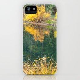 Merced River Fall 2 iPhone Case