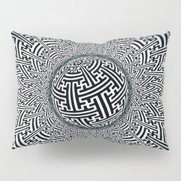 sayagata globe Pillow Sham