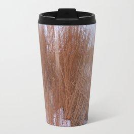Winter Grasses Travel Mug