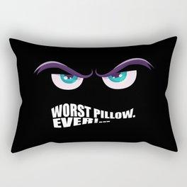 Worst Costume Ever (Halloween) Rectangular Pillow