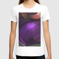 wallpaper T-shirts featuring Wallpaper by Fine2art