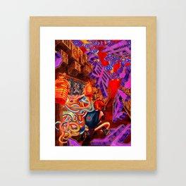 Betto 2 Framed Art Print