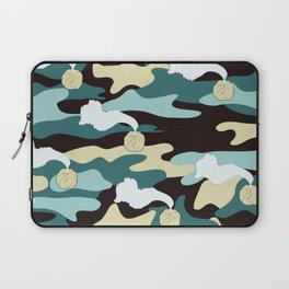 Dim-Sumouflage Laptop Sleeve