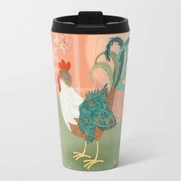 I've Got To Crow Travel Mug