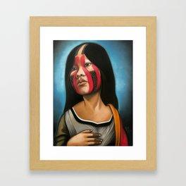 Kayapo Rennaisance Framed Art Print
