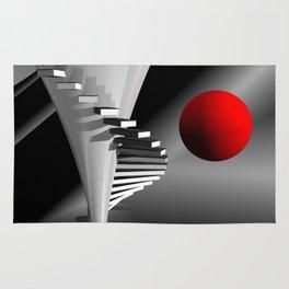 go upstairs -2- Rug