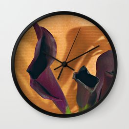 My Lily Wall Clock