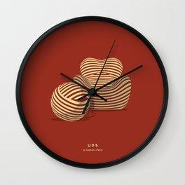 UP5 - Gaetano Pesce Wall Clock