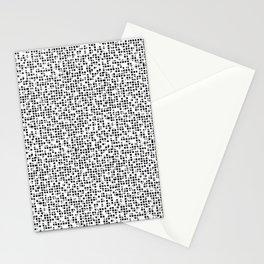 Mezzo Grid Stationery Cards