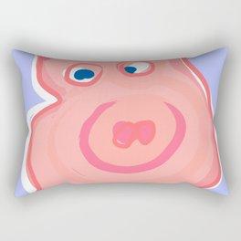 Oink Oink Rectangular Pillow