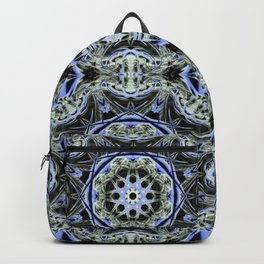 Turkish Floor Tile #2 Backpack