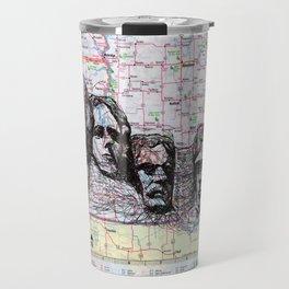 South Dakota Travel Mug