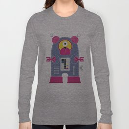 Robot Sy-Klop Long Sleeve T-shirt