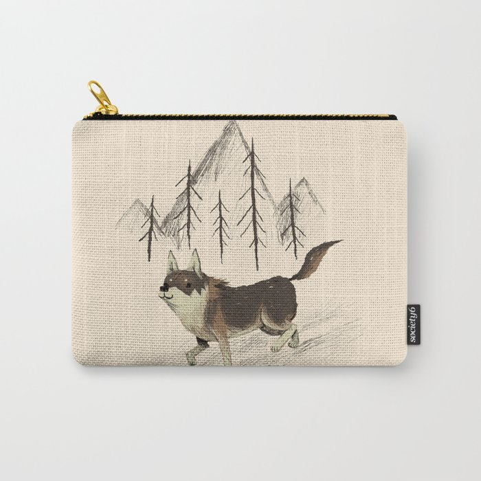 hobo Carry-All Pouch