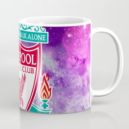 Liverpool Galaxy Design Coffee Mug