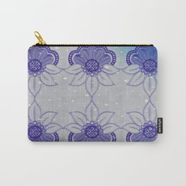 Embroidery Carry-All Pouch