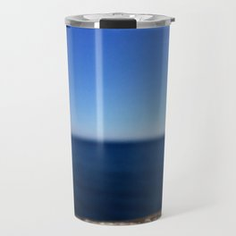 Blue Hues Travel Mug