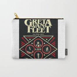 Greta Van Fleet tour 2018 Carry-All Pouch