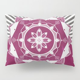 Don't Mess With Your Rising Sun Pillow Sham