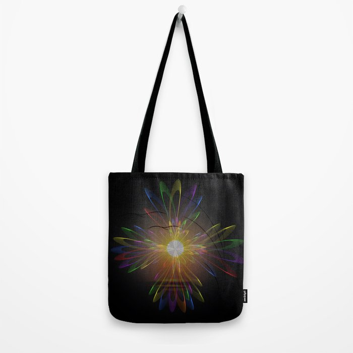 Light and energy - sunset Tote Bag
