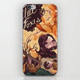Fleet Foxes Poster iPhone Skin
