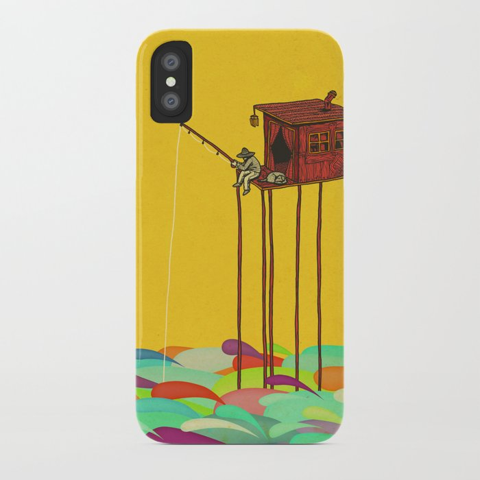 The Great Flood iPhone Case
