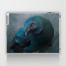 Blue Bird... Laptop & iPad Skin