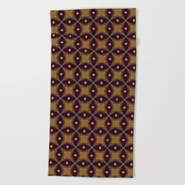 You're Kilim Me 2 Beach Towel