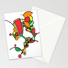 Print #10 Stationery Cards