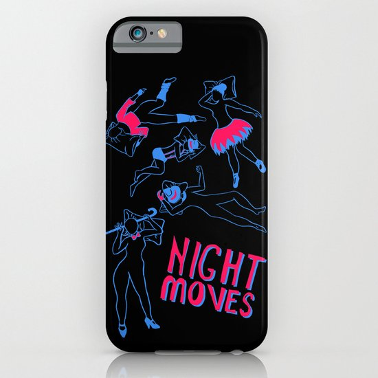 Night Moves iPhone & iPod Case