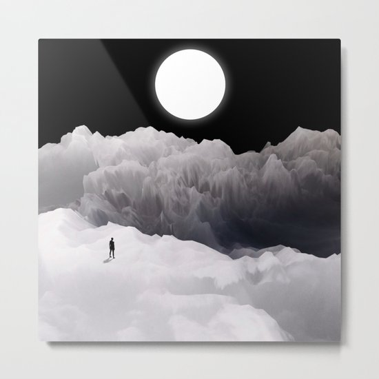 What will they be like tomorrow? Metal Print