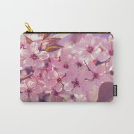 Sakura photography, pink blossoms Carry-All Pouch
