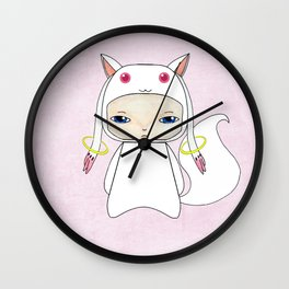 A Boy - Kyubey Wall Clock