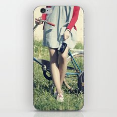 Vintage Biker iPhone & iPod Skin