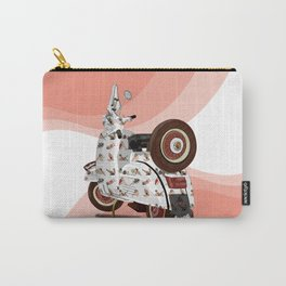 Vespa Vector PinUp Carry-All Pouch
