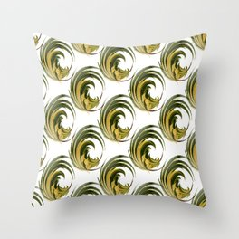 Rockin' the Cradle.... Throw Pillow