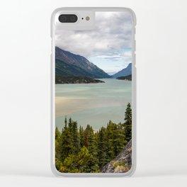 Bennett Lake Clear iPhone Case