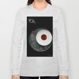 The Art of Food Gold Leaf Soup Long Sleeve T-shirt